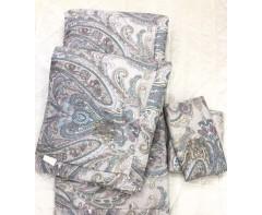 Комплект постельного белья Кензо с одеялом вискоза
