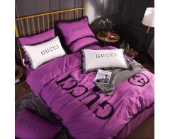 Комплект постельного белья Гучи