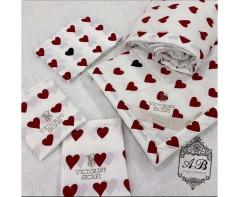 Комплект постельного белья с одеялом вискоза