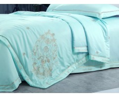 Комплект постельного белья Роберто Кавалли с одеялом арт.313