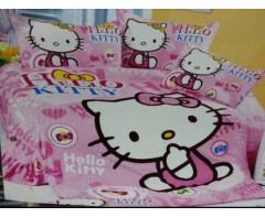Детское постельное белье Хелло Китти Hello Kitty 3D дизайн