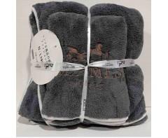 Комплект полотенец Hermes микрофибра