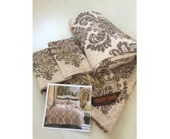 Комплект постельного белья Роберто Кавалли с одеялом арт.302