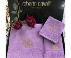Набор полотенец Роберто Кавалли Roberto Cvalli арт. 408