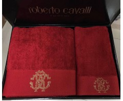 Набор полотенец Роберто Кавалли Roberto Cvalli Home арт.2118