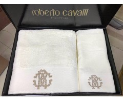 Набор полотенец Роберто Кавалли Roberto Cvalli Home арт.2119