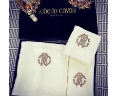 Набор полотенец Роберто Кавалли Roberto Cvalli Home арт. 410
