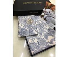 Постельное белье Бренд Roberto Cavalli 1,5 спальное арт.2202
