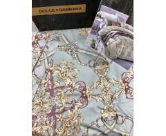 Элитное постельное белье  Dolce&Gabbana Дольче Габана