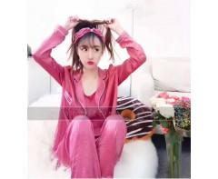Комплект пижам VISCONTI & DU REAU Розовый